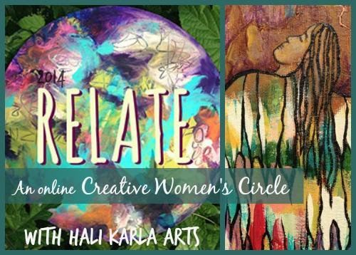 hali art circle women